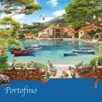 Puuvillane trikookangas Portofino Art.3826