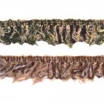 Mohääritaolisest lõngast narmaspael laiusega 4 cm