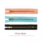 Opti metall-tõmblukud (püksilukud) 6mm hammastik, pikkus 17cm-18cm