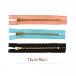 Opti metall-tõmblukud (püksilukud) 6mm hammastik, pikkus 15cm-16cm