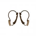 826e1cfbeac 0.62 € Kõrvarõnga konksud medaljoni osaga; 2tk / Earring Ear Wires with  Clasp Back; 2pc /