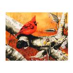 Tikkimiskomplekt Punane linnuke CB4008/ Nova Sloboda (Ukraina)