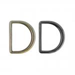 Dekoratiivne D- aas 28x22mm
