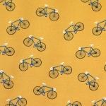Jalgratastega veniv puuvillasegu kangas, 150cm, 007571