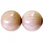 Ümarad puithelmed 30mm
