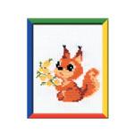 Tikkimiskomplekt Väike orav 579