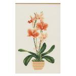 Tikkimiskomplekt Heleroosa orhidee 1161