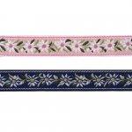 Romantiliste lilleõitega dekoratiivpael Art.9451150 /EM / laiusega 25mm