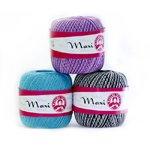 Puuvillane heegelniit Maxi / Madame Tricote