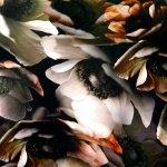 Suurte lilledega, veniv viskooskangas, 150cm, DI011456