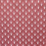 Ornamendi mustriga puuvillane kangas, 150m; 217262