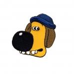 Triigitav Aplikatsioon; Gromit mütsuga / 5,5m