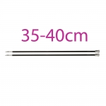 Single Pointed 35cm Knitting Needles