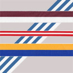 Flag & Club Ribbons