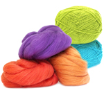 100% Wool Knitting Yarns