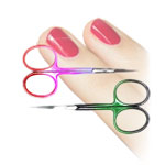 Nail, Cuticle & Barber Scissors