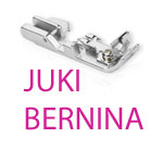BERNINA & JUKI Overlock/Serger Feet & Equipment