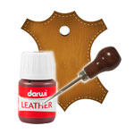 Leather Paints, Tools