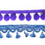 Fringe & Tassel Laces