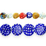 Millefiori klaashelmed / Millefiori Glass Beads