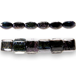 Dichroic klaashelmed / Dichroic Glass Beads