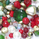 Klaashelmed / Glass Beads