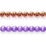 Ümarad plastikhelmed / Round Plastic Beads