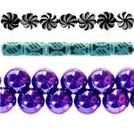 Plastikhelmed / Plastic Beads