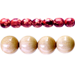 Puithelmed / Wooden Beads