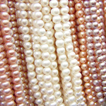 Mageveepärlid / Fresh Water Pearls