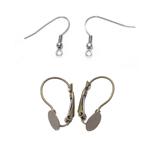 Kõrvarõngaste tarvikud / Earwires, Earring Findings, Hooks, Studs, Posts, Components