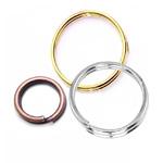 Topeltrõngad / Split Rings