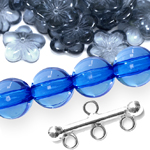 Pärlid, kristallid, pärlitöövahendid