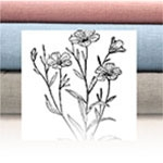 Linen, Flax Fabrics