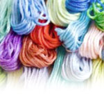 Embroidery Stitching Threads
