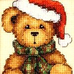 Jõuluteemalised tikkimispildid / Christmas Kits