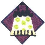 Torkimistehnikas pildid /Embroidery Stitching Kits