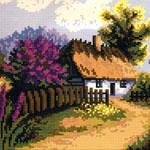 Maastikud ja natüürmordid tikkimispiltidel / Landscape Kits