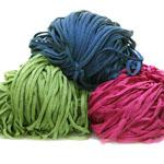 Vaibakudumise materjalid / Carpet & Bag knooking Noodels
