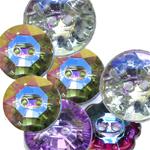 Acrylic Crystal Buttons